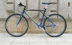"""GT Karakoram K2 (1990) kmpl. Rahmenset 18"""""""