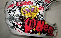O´neal Cédric Gracia Signature DH Helm XL