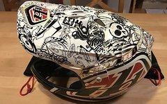 Troy Lee Designs Troy Lee D2 Helm XS/S