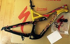 "Specialized Stumpjumper Carbon, LTD TroyLee Edition, L 29"", Neu !"