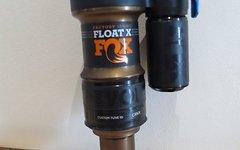 Fox NEU FLOAT X Kashima 2017 200 x 57mm mit FOX Factory tune!