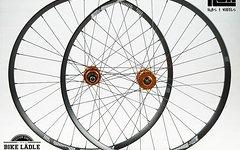 E*thirteen TRS+ Laufradsatz 650b 27,5 Zoll mit NOA-Bl-EVO-1 EVO Naben