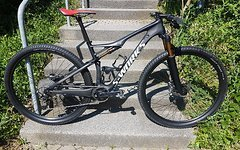 Specialized Epic Sworks World Cup 2017 Custom Built - Size M