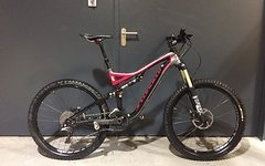 "Specialized Stumpjumper FSR Elite ""M"""