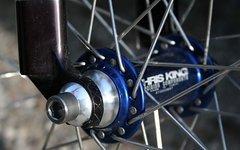 k.a. Titanschraube DIN 912 für Chris King BMX Naben