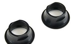 Spinergy Xyclone Disc 20 mm endcaps pair NEU!