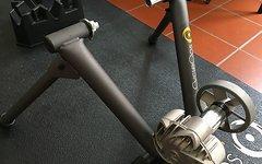 Cycle Ops Fluid 2 Heimtrainer inkl. Matte u. Block