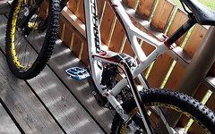 Cannondale Jekyll Gr. L  Costumbike 26 Zoll