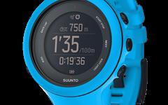 Suunto AMBIT3 Sport BLUE - MULTISPORT UHR GPS, Neu!
