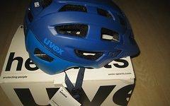Uvex Helm - UVEX Finale blau-cyan matt Gr. 56-61 cm!NEU!