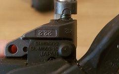 Shimano Schalthebel SLX M660 3fach / M660-10