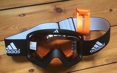 Adidas ID2 Brille Bike and Snowboard Goggle