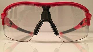 Oakley Gläser Kratzer