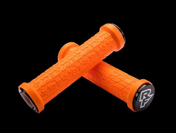 Race Face Grippler orange / 33mm