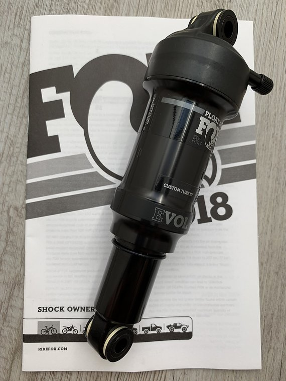 Fox  Racing Shox Float DPS Performance 2018 170x35 Dämpfer 3Pos Evol *NEU