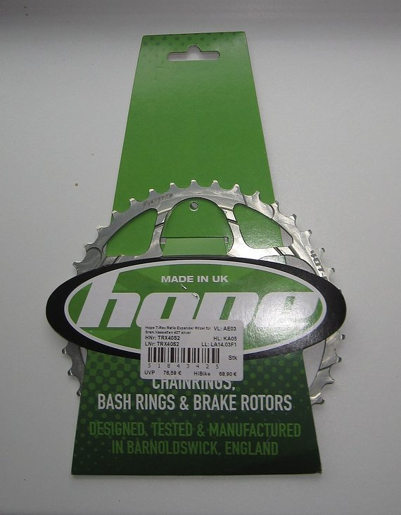 Hope T-Rex 40er Ritzel Ratio Expander für 10-fach Kassetten, sehr guter Zustand