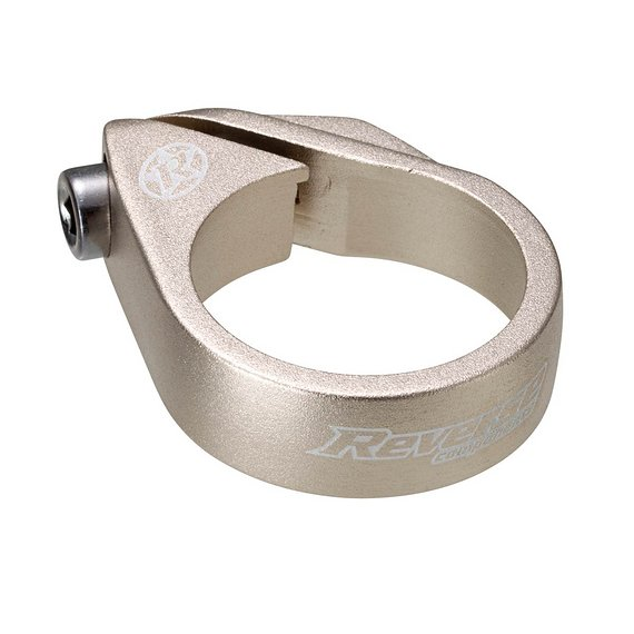 Reverse Components Sattelschelle Bolt Clamp Ø 34.9mm *VERSANDKOSTENFREI*