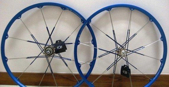 Crankbrothers Cobalt  Disc neu!!