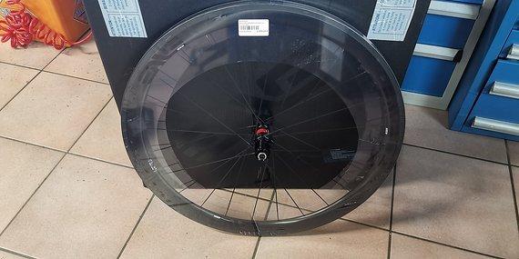 Enve SES 3.4 Clincher DT 240 Laufradsatz