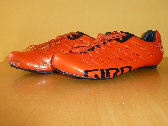 Giro Empire SLX Gr. 44 orange