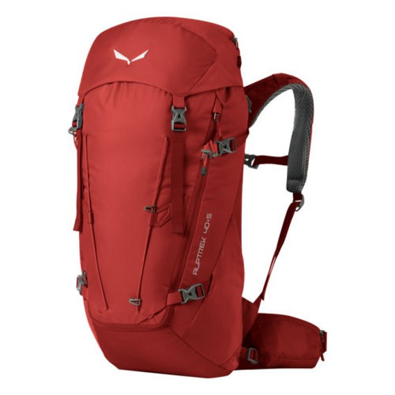 Salewa Alptrek 40+5 Pompei Red Rucksack Wandern Trekking Biwak
