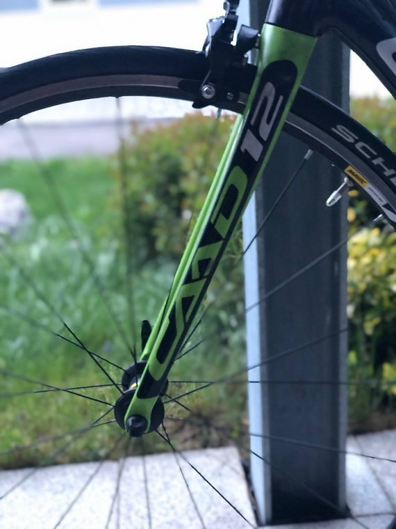 Cannondale CAAD 12 105 TEAM REP RH 52 TOP ZUSTAND