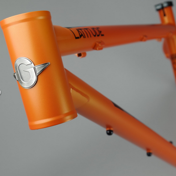 Genesis Latitude 27.5 Stahl Trail XC 120mm