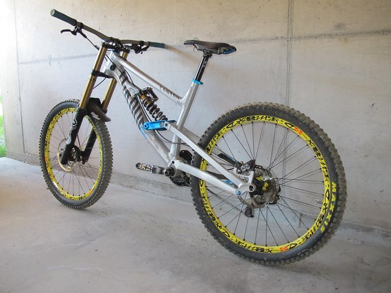 Canyon Torque DHX Flashzone, Large
