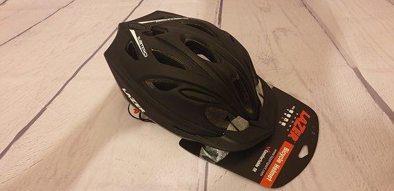 Lazer Tempo Helm Mountainbike Schwarz Large Neu
