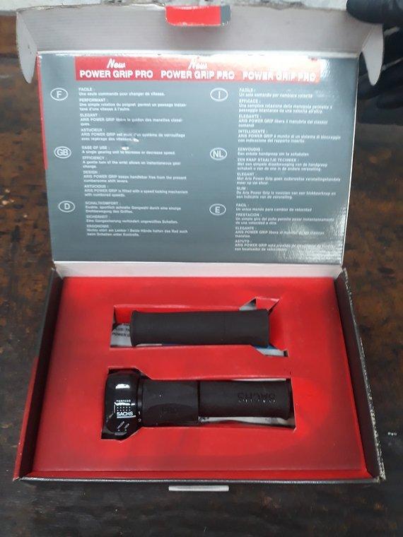 Sachs - Huret Power Grip Pro Torpedo 3fach
