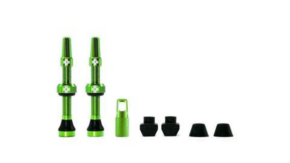 Muc-Off Tubeless Ventile grün