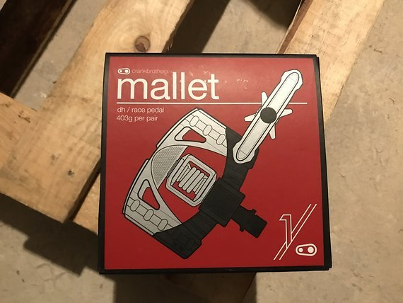 Crank Brothers Mallet 1 DH