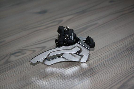 SRAM X7 Umwerfer Low Clamp / Dual Pull / 3x9