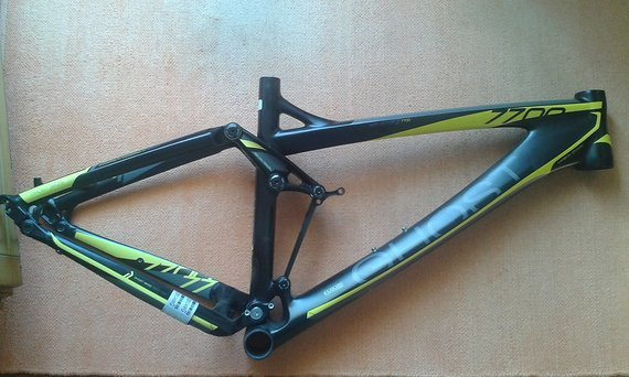 Ghost AMR Lector 7700 Carbon Edition