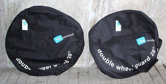 "B & W Double Wheel Set 28"" and 29"""