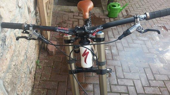 Spezialiced Demo 8 Tattoo Fox 40 Fox RC4 DT 440 Avid Code