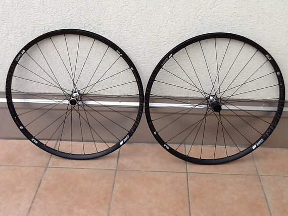 "DT Swiss M1700 Spline Two 27,5"" 6-Loch Disc-Laufradsatz 15x100mm/12x142mm Tubeless Ready ***NEU***"