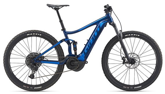 Giant Stance E+ 1 Pro 29 Navyblue / Metallicblue 2020 XL