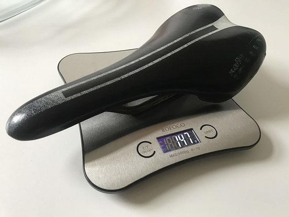 Selle Italia SLR Carbon, guter Zustand, 147g
