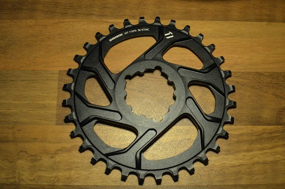 SRAM 32T Kettenblatt / 11xSpeed X-SNC / Direct Mount 3 mm offset