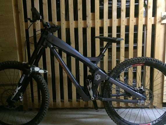 "Zerode G2 27.5"" Getriebe Fox Tune Answer Magura Specialized"