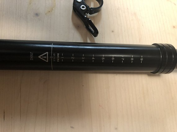 "Conway DROPPER POST ""Vario Pro"" (No Fox Transfer/Reverb"