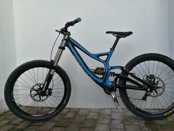 Specialized Demo 8 1 2014 Carbon