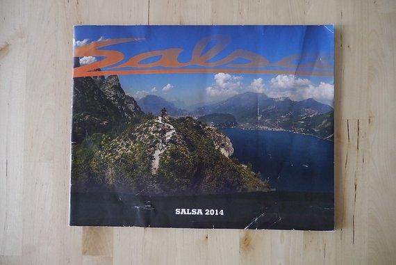 Salsa Katalog 2014