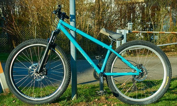 Ns Bike Dirt Jump Trailbike NS TRAFFIK