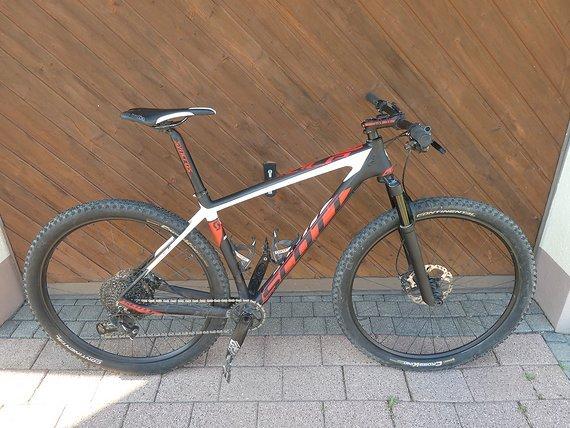 Scott Scale 930, Größe L, 10,5 kg, Custom **PREISSENKUNG**