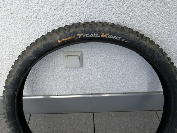 "Continental Trail King 27.5, 2.4"" BCC Protection"
