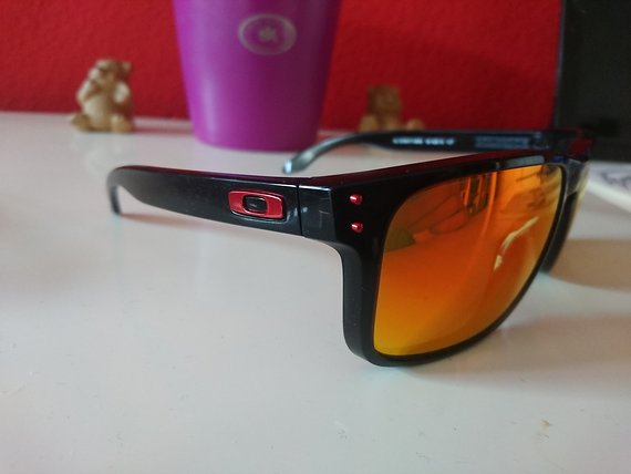 Oakley Prizm Tausch Sonnenbrille Holbrook