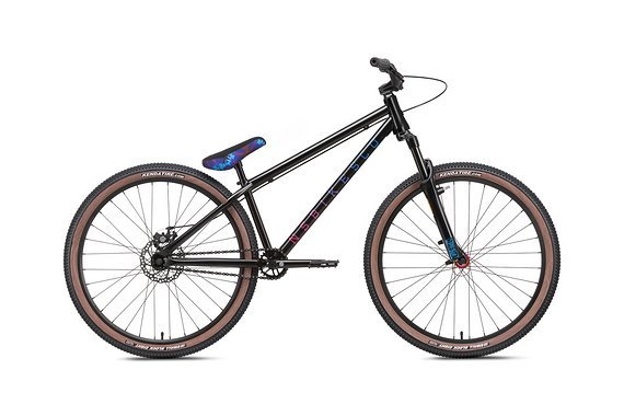 NS Bikes Metropolis 3 Cromo DJ-Entry 2021