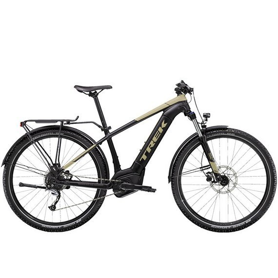 Trek Powerfly Sport 4 EQ G2 Matte Trek Black/Quicksand 2020 L
